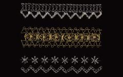 Lace Like Patterns
