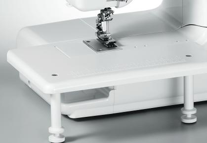 elna easycover Machine table