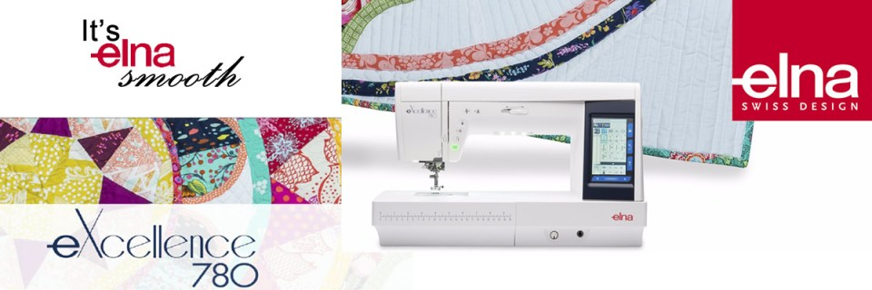 EXcellence 40 SEWMINI Things Awesome Elna 780 Sewing Machine