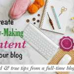 Creating Money-Making Content for Your Blog