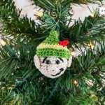 Elf Ornament | Christmas Traditions CAL