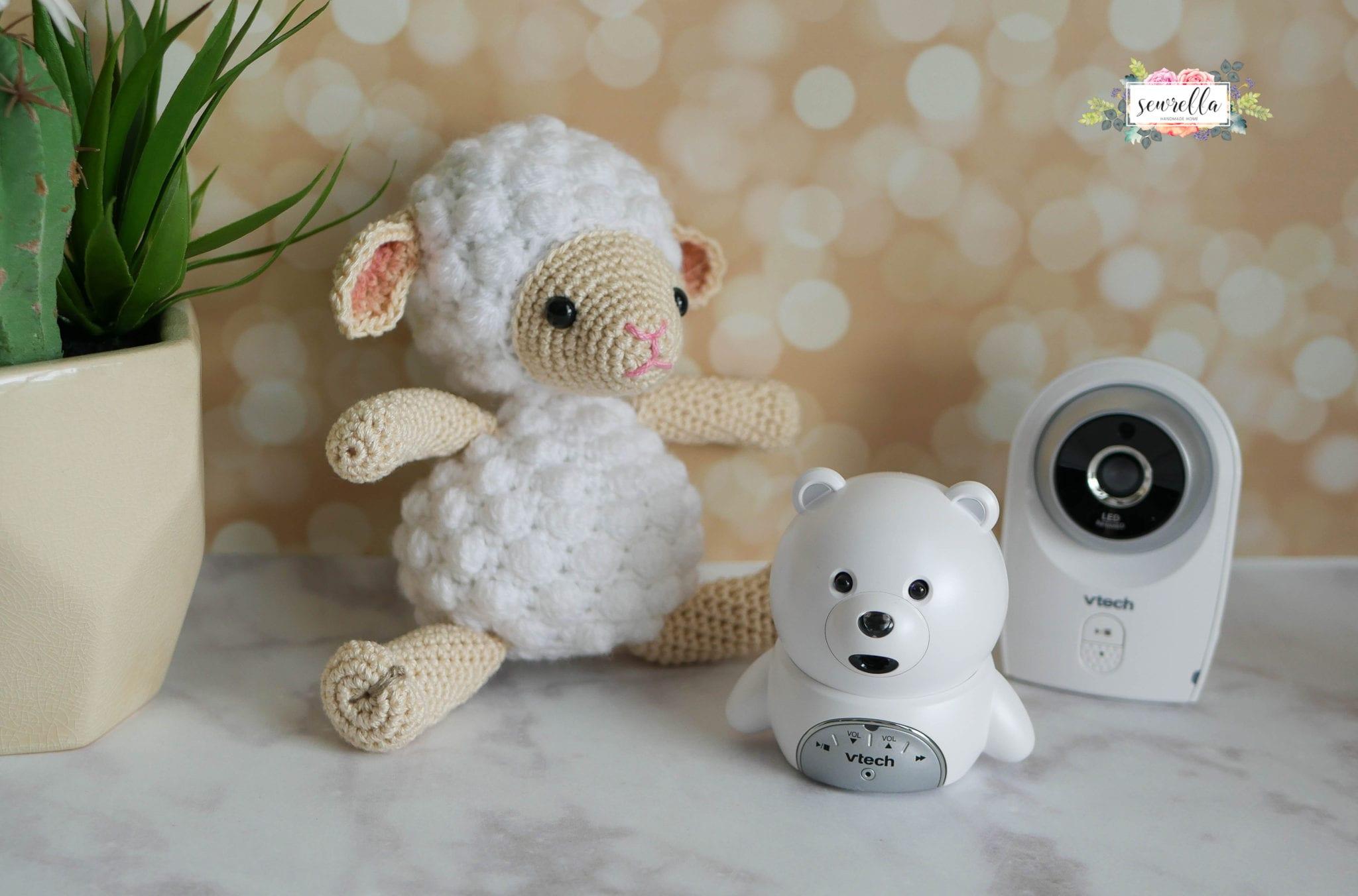 Free Amigurumi Lamb : Little crochet lamb sewrella