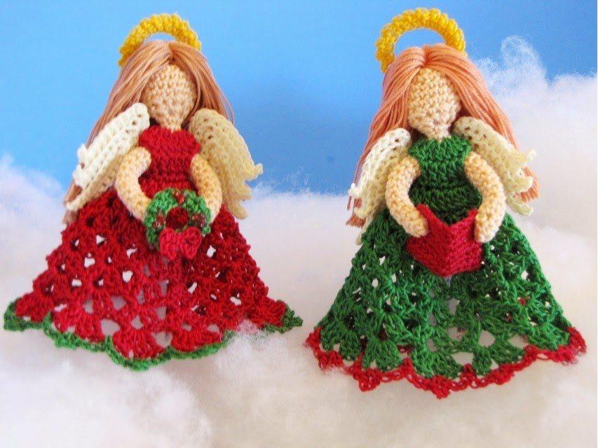 The Ultimate Crochet Christmas Ornaments Roundup Sewrella - Crochet christmas ornaments