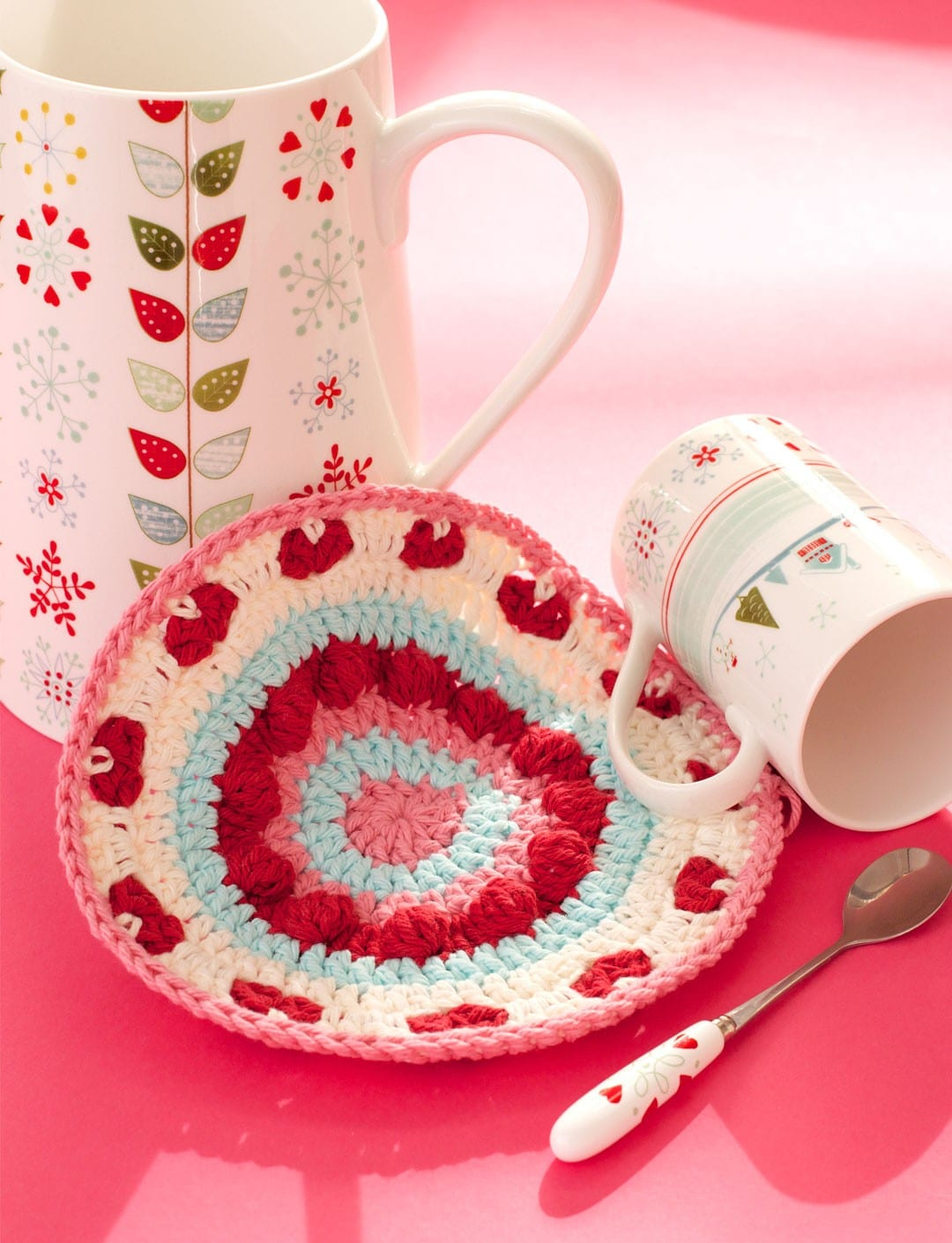 10 Swoon Worthy Crochet Valentine S Day Patterns