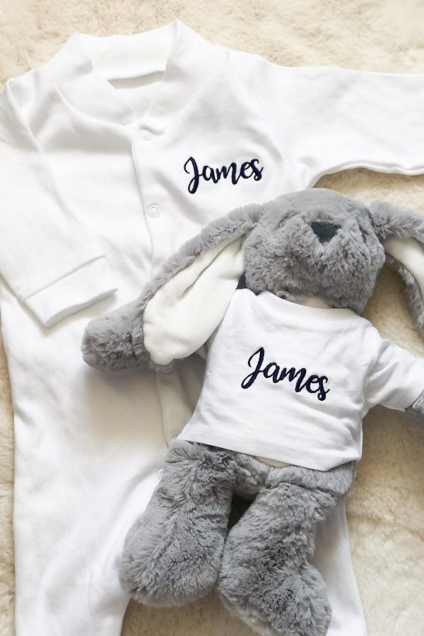 Personalised New Baby Gift Set – www.sewsian.com
