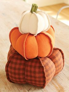 Pumpkins-225x300 Fall Sewing Patterns Learn to Sew this Pumpkin Trio