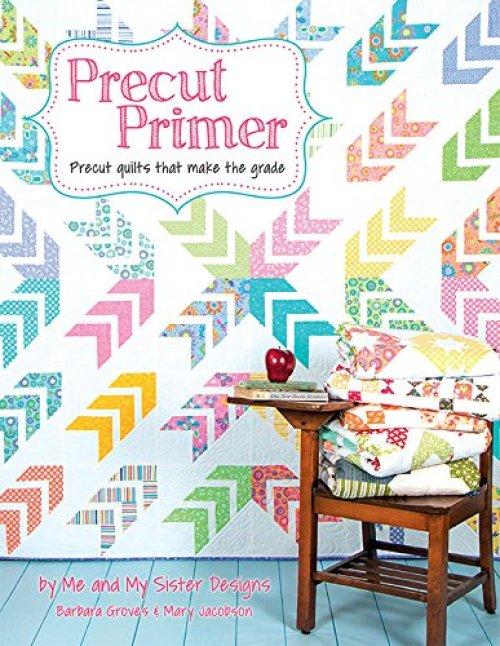 Fun and Modern Quilt Books: Precut Primer
