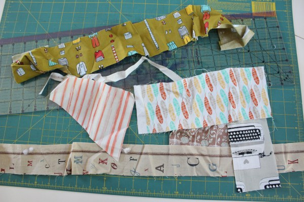 Sewing School - Sewing with Scraps - www.sewwhatalicia.com
