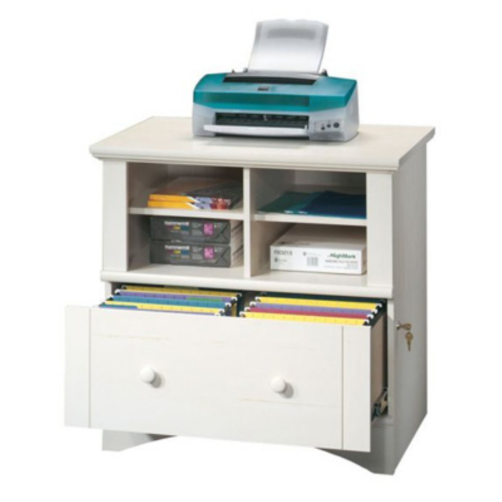 cute cabinet with file cabinet in bottom drawer