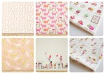 Baby Girl Fabric that will Inspire | sewwhatalicia.com