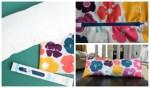 Fat Quarter Pillow Cover - Sewing School | www.sewwhatalicia.com