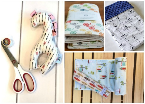 10+ Super Sweet Handmade Baby Gifts | www.sewwhatalicia.com