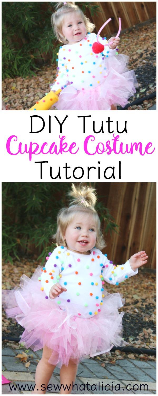 DIY Tutu and Cupcake Costume | .sewwhatalicia.com  sc 1 st  Sew What Alicia? & DIY Tutu and Cupcake Costume - Sew What Alicia?