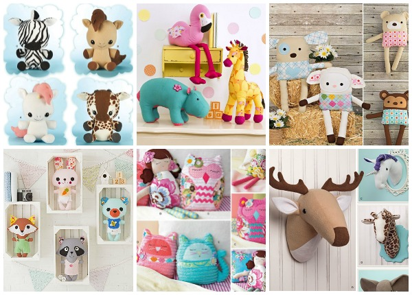 60 Snuggly Stuffed Animal Patterns And Books Sew What Alicia Best Stuffed Animal Patterns