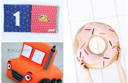 10+ Ideas to Sew for Kids for Christmas