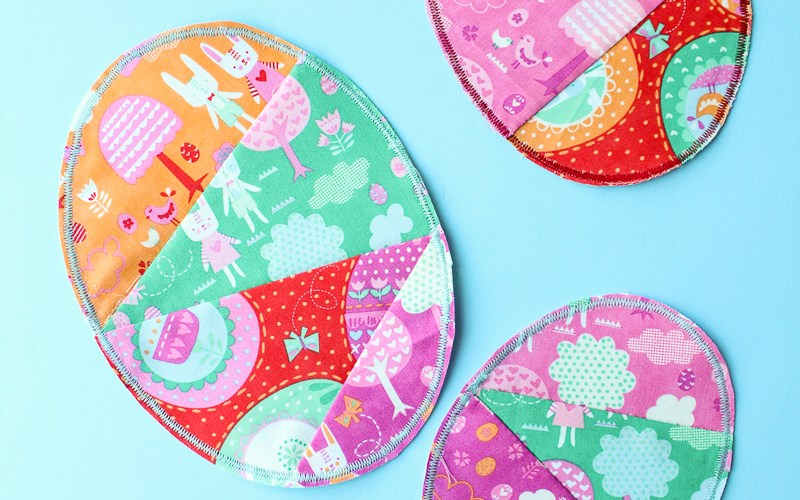 How to Create a Paper Pieced Applique