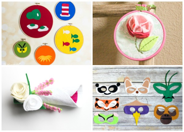 10+ Fantastic Felt Projects to Make