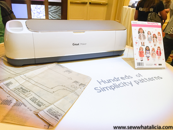 10+ Tips to Use the Cricut Maker for Sewing: The Cricut Maker is the perfect tool for beginners to learn to sew in an easy simple way! Click through for a full list of tips for using the cricut maker. | www.sewwhatalicia.com