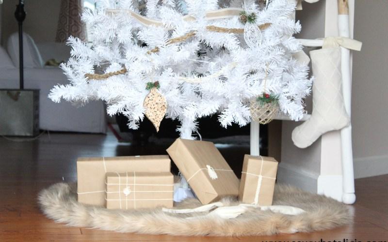 Christmas Tree Skirt Pattern(s) to Make