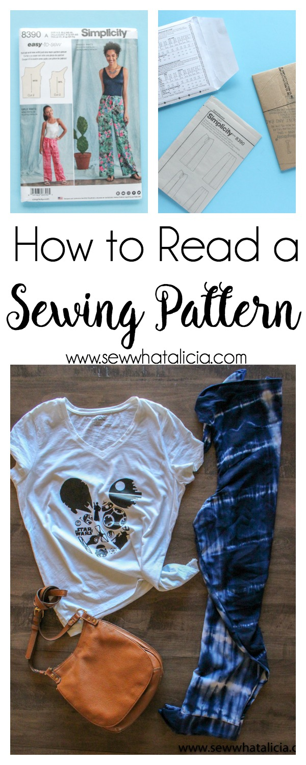 d57452b2436c How to Read a Sewing Pattern - Sew What