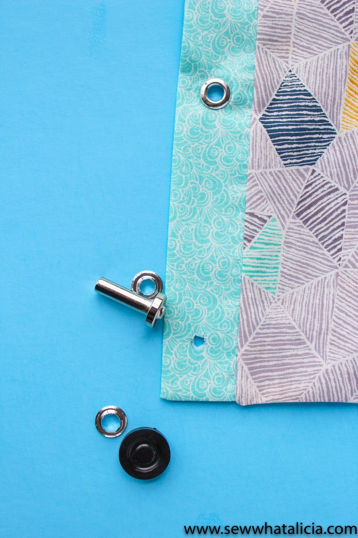 How to Sew a Zipper: Three fun ways to sew a zipper for back to school zipper pouches. Click through for three tutorials. | www.sewwhatalicia.com
