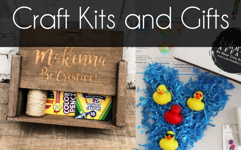 Fun Craft Gifts for Kids
