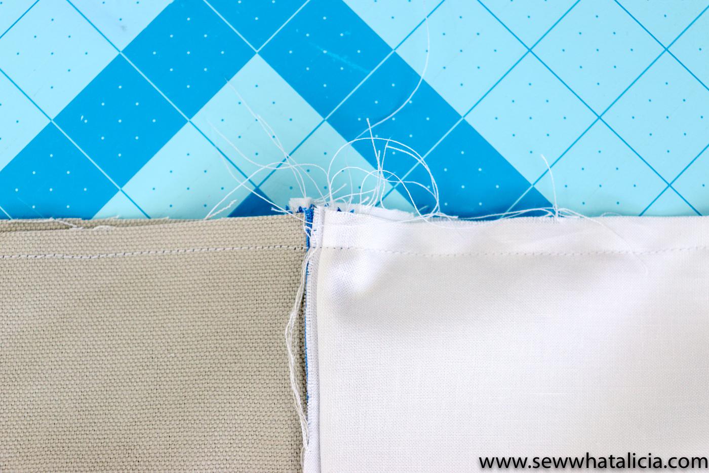 Beach Tote Bag Pattern and Free Beach Cut File - Sew What, Alicia?