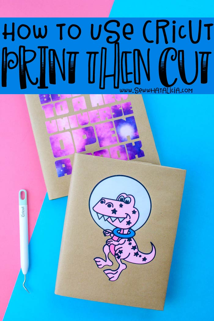 Print then cut Cricut tips and trick: If you are intimidated by print then cut check out these tips and tricks. I promise you won't be intimidated after this video walkthrough and all my tips! | www.sewwhatalicia.com