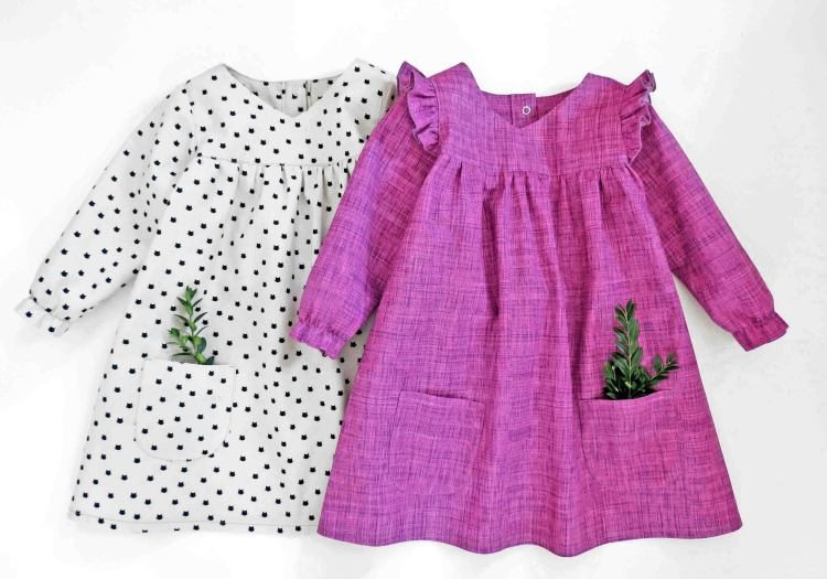 Girls Dress Sewing Patterns for Special Occasions