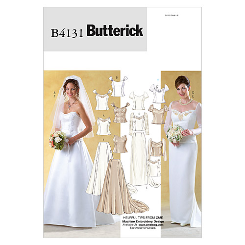 Wedding Dress Sewing Patterns Sew What Alicia
