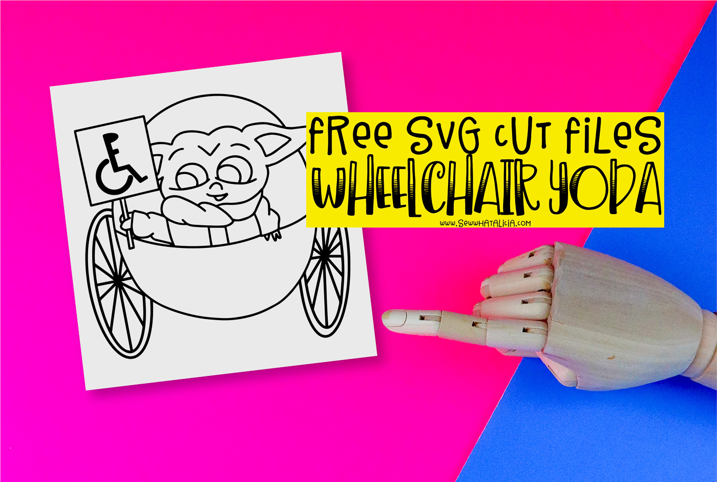 Free Wheelchair Access Car Stickers Svg Files Sew What Alicia