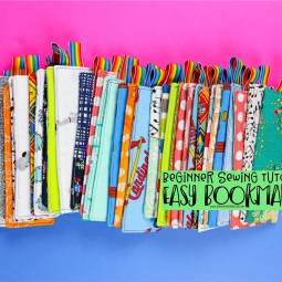 Sewing Bookmarks Three Easy Tutorials