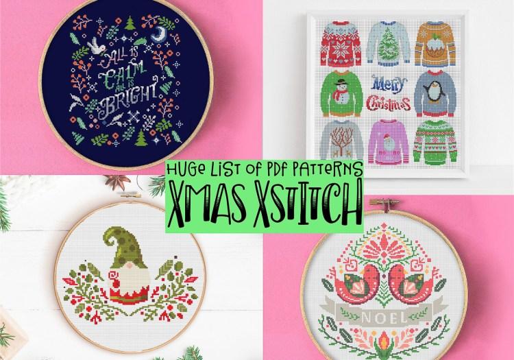 Christmas Cross Stitch Patterns