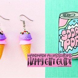 Happy Handmade Accessories – Gift Guide