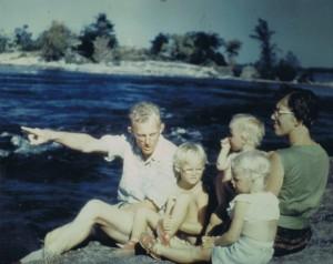matthys family 1960