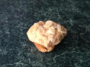 Rhubarb Muffin