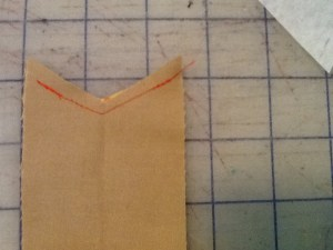 sewing inner point