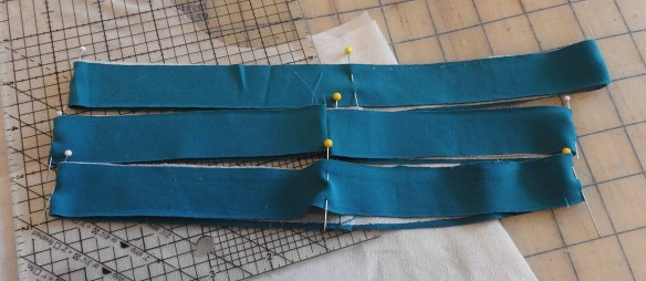 quarter pinned binding