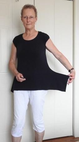 side drape