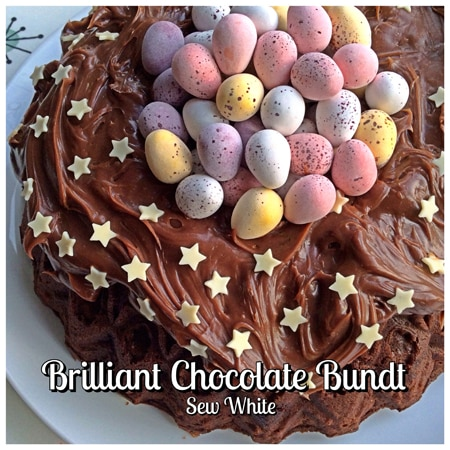 Sew White brilliant chocolate bundt 5