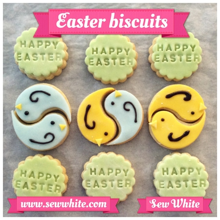 Easter Biscuit Making