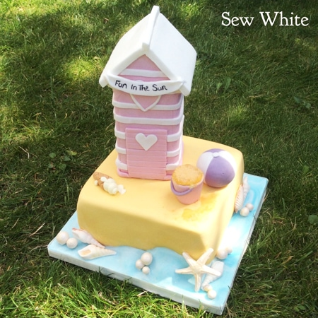 Cakes by Robin Southfields Sew White review 6