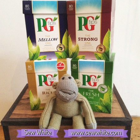 PG tips mellow tea night in 1