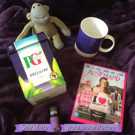 PG tips mellow tea night in 4