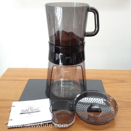 Sew White coffe milkshake 3