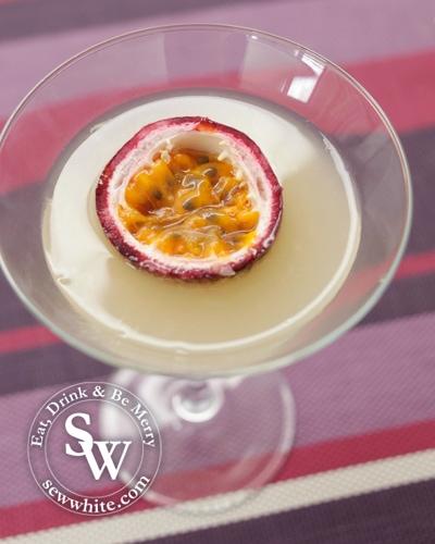 Sew White Passion fruit Daiquiri