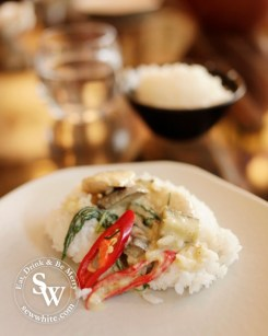 Patara cookery day with Thai Top chef Tam Wimbledon Sew white 14