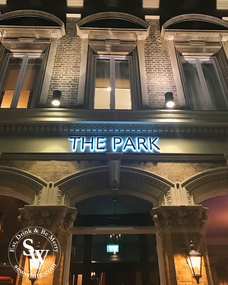 Welcome to The Park Teddington launch party.