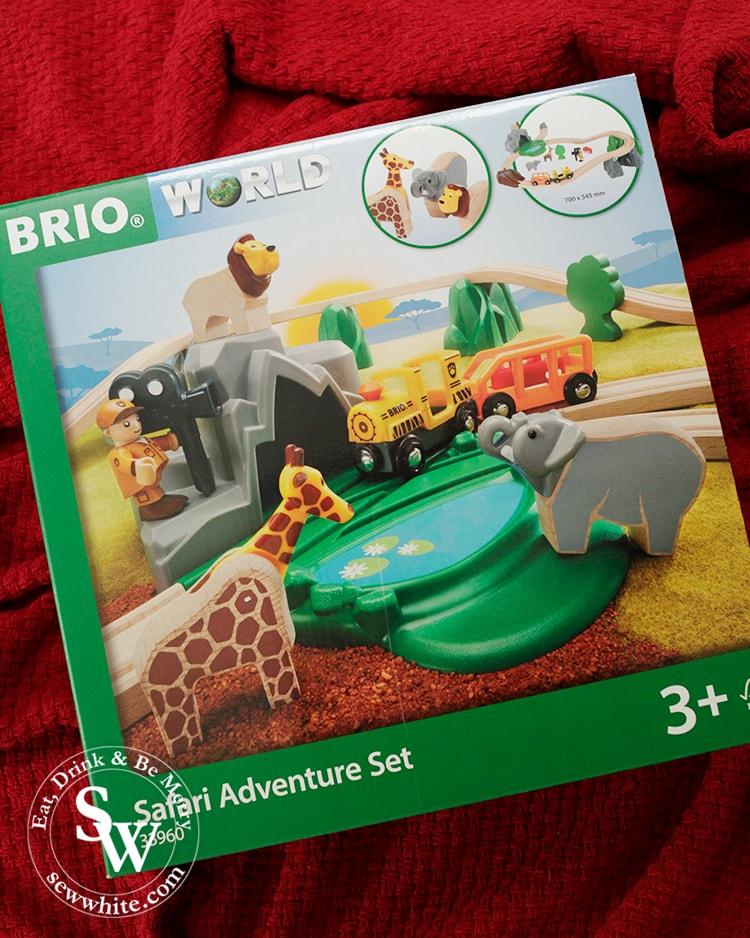Brio World safari adventure set