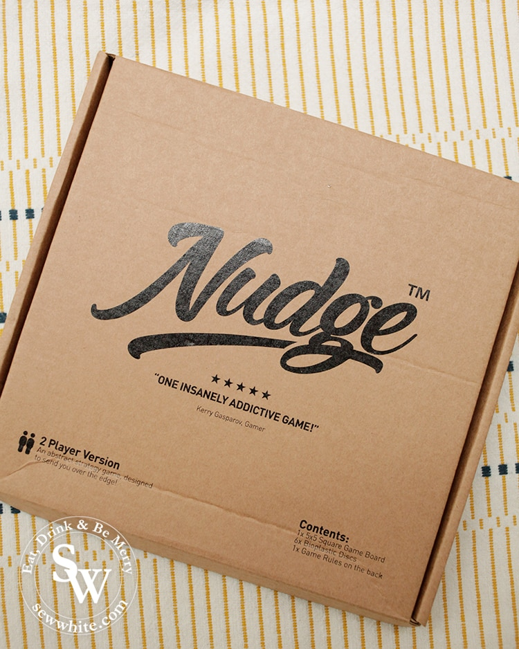 Eco game Nudge perfect for Christmas presents 5 Gifts for a Family Christmas